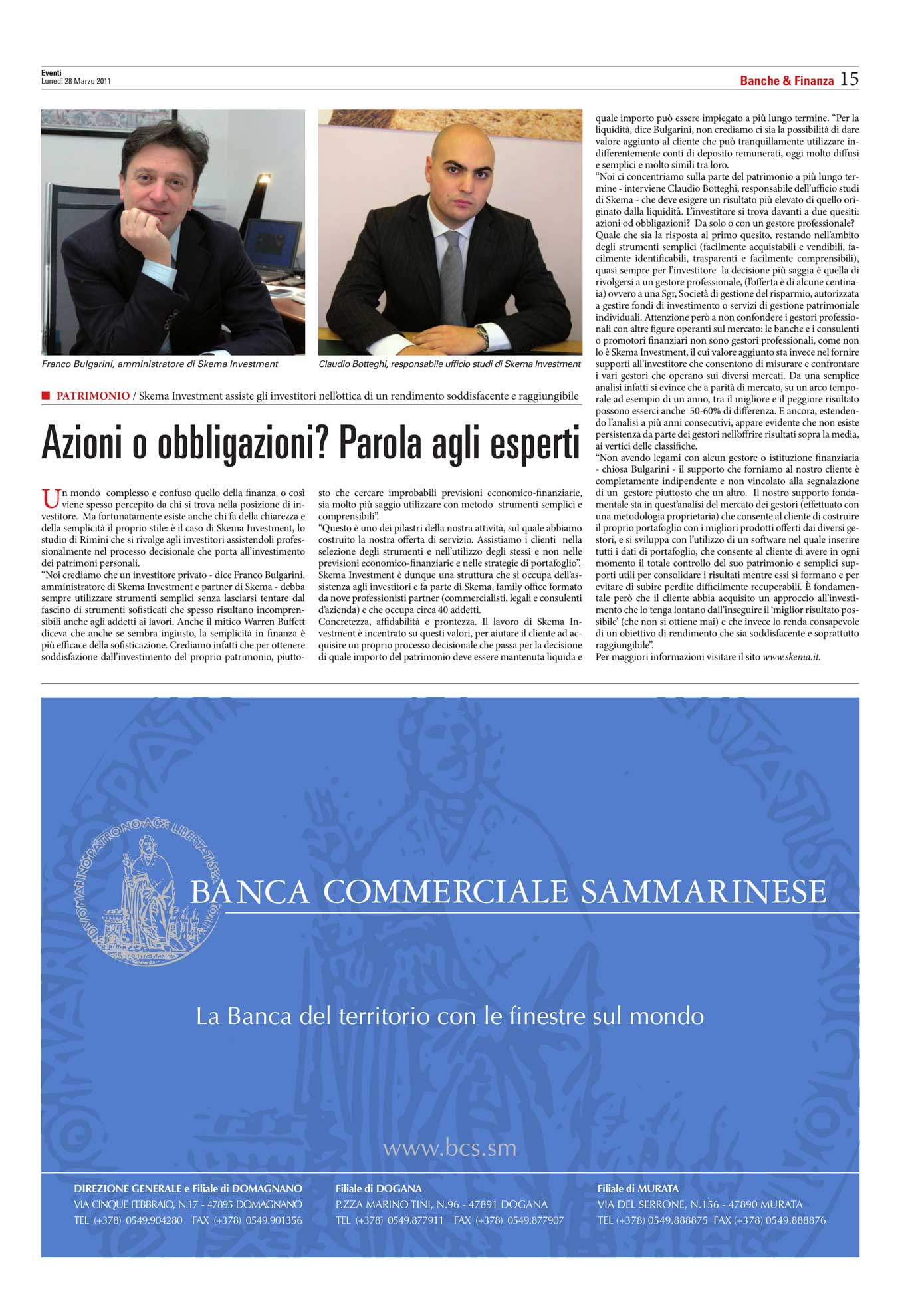 9 dots intervistati da il Sole 24 Ore